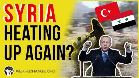 Trump Gives Erdogan Green Light for Turkish Invasion of Syria