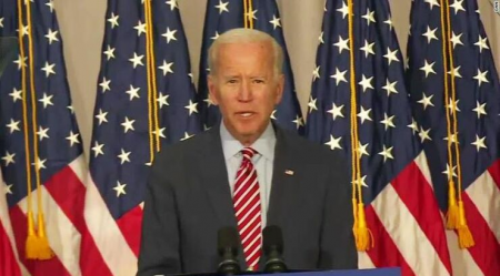 """Biden Lashes Out at Trump: """"You're Not Going To Destroy Me"""""""