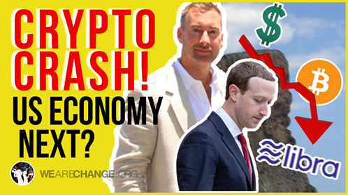 What You Need To Know About The Sudden Crypto Crash – Is The US Economy Next?!
