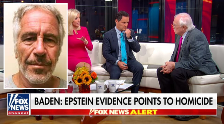 Forensic Pathologist: Epstein's Body Bore Signs of Homicide by Strangulation NOT Suicide