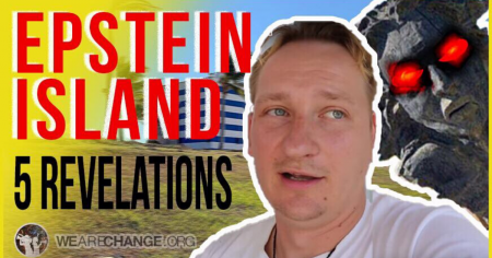 TOP 5 Things We Discovered Inside Epstein's Private Island!!!