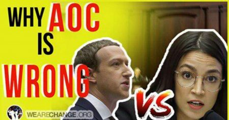Zuckerberg's Policies Are Scary, but AOC Took It to a New Level!