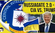 CIA vs Donald Trump: How the Ukraine Scandal is Russiagate 2.0