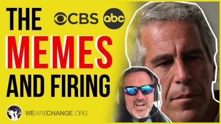CBS Firing Reveals How MSM is Very Guilty in This Global Child Trafficking Case