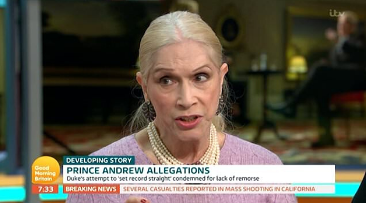 Royal Family Biographer Defends Prince Andrew: 'Soliciting Sex From Minors is Not Pedophilia'