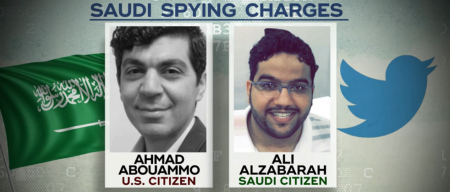 CIA Chief Meets With King Salman Day After Saudi Twitter Spies Outed