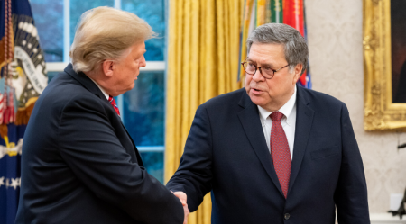 Barr Disputes Major Horowitz Finding Based on Durham, CIA Evidence: Report