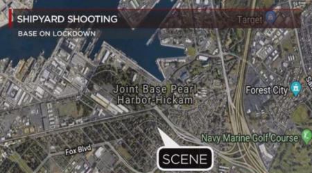 Active Shooter at Pearl Harbor, Multiple Victims Reported