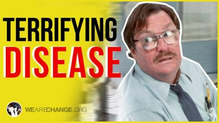 This Terrifying Disease Will Turn You Into An Establishment Zombie!