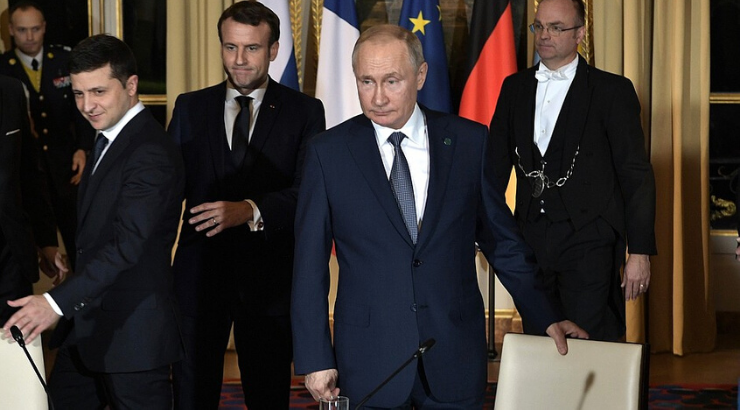 US Sanctions Backfire: Russia's Gazprom and Ukraine Make Landmark Deal