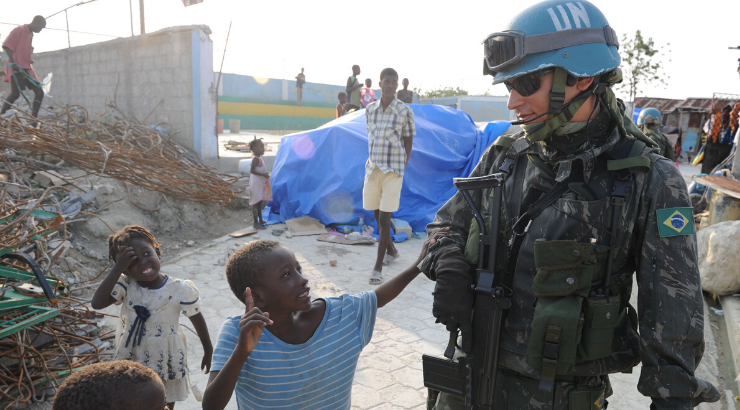 UN Peacekeepers Fathered Hundreds of Babies With Girls in Haiti as Young as 11