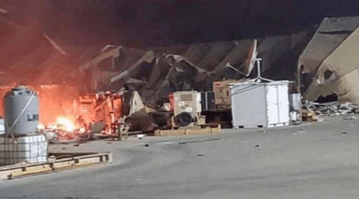 16 US Soldiers Flown to Kuwait Hospital After Iran Strike