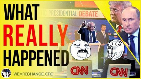 President Putin FOREVER? CNN & Native American Try To Take Down Bernie Sanders