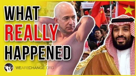 Mystery Chinese Virus Reaches US, Saudi Crown Prince Hacks Amazon CEO Bezos' D*ck Pics