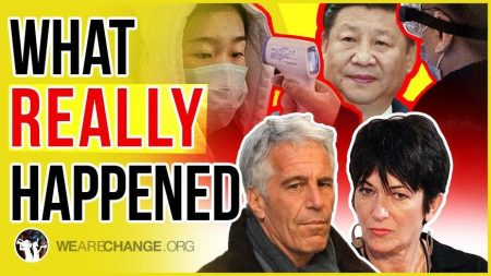 You Won't Believe What Ghislaine Maxwell's Sister Is Doing! And Hong Kong Shut Down!