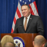 "Pompeo: Killing Foreign Generals Part of ""Bigger Strategy"" Applying to China, Russia"