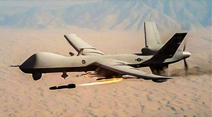 US Drone Strike Reportedly Kills 60 Civilians in Afghanistan