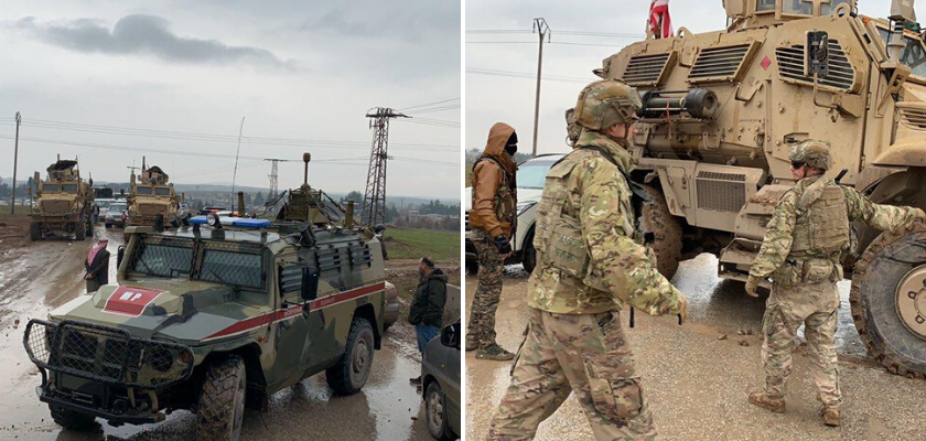 US Troops Blocking Russians From Syrian Oil Fields in Series of Dangerous Standoffs
