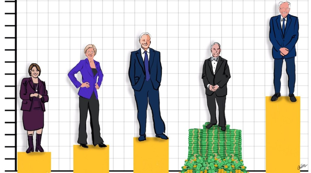 Bloomberg's Rising Polls Show The Power Of Billionaire Narrative Control