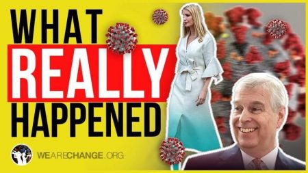 Pentagon Gets Ready For Quarantine Of Americans, Ivanka Trump Forgets About Jeffrey Epstein!