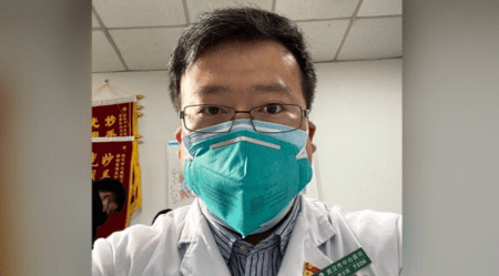 China Apologizes to Wife of Whistleblower Doctor Who Died After Contracting Coronavirus