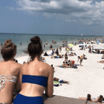 Spring-Breakers Pack Florida and Texas Beaches as Pandemic Threatens Societal Collapse