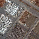 Mass Graves for Coronavirus Victims in Iran Can Be Seen From Space