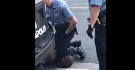 """I Can't Breathe"": Video Shows Cop Kneeling on Motionless Black Man's Neck — Until He Dies"