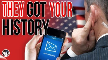U.S. Government Seizes God-Like Powers to Spy on You