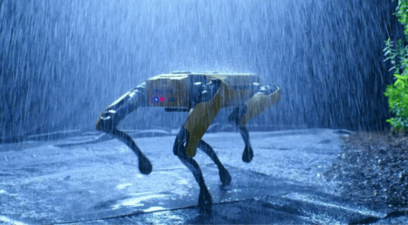 Police Robot Dog Deployed to Enforce Social Distancing