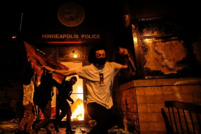 After Massive Uprising, City Council Members Look to Disband Minneapolis Police Department