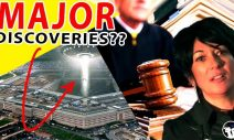 Ghislaine Maxwell's SECRETS Coming Out Soon! And The Pentagon Found Alien UFO Vehicles?