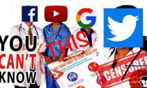 Twitter Locks Trump Jr Account For Sharing Video Of Pro-HCQ Doctors