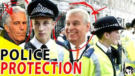 Records Of Prince Andrew's Location On Night Of Despicable Act ARE DESTROYED!!!