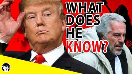 Trump Suggests Epstein Didn't Kill Himself