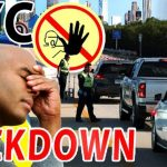 Orwellian Sickness Checkpoints Have Arrived! NYC Now In Lockdown!