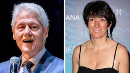 "Bill Clinton Had ""Intimate Dinner"" With Ghislaine Maxwell After Epstein's Crimes Were Exposed"