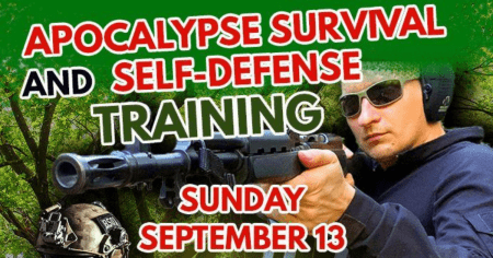 Exclusive Phase 2 Apocalypse Survival & Self-Defense Training: 1-On-1 With Special Forces Green Beret & Luke Rudkowski