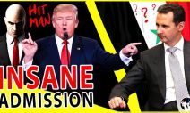 """Trump Just Made a Shocking Admission About Wanting to """"Take Out"""" Assad"""