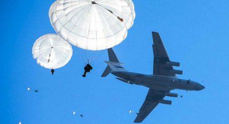 Russia Sends Elite Airborne Troops to Belarus for Drills as Putin Hosts Embattled Lukashenko