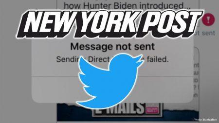 Twitter Refuses to Unlock New York Post Account Unless Paper Deletes Tweets About Hunter Biden