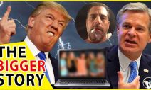 Trump Wants To Fire The FBI And CIA Chiefs?? What Do They Know About The Laptop??