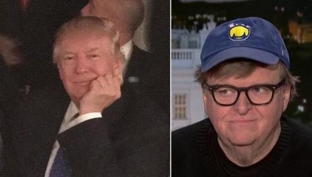"Michael Moore: ""Don't Believe These Polls"""