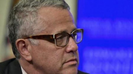 Jeffrey Toobin Fired From New Yorker for Jerking Off During Zoom Call