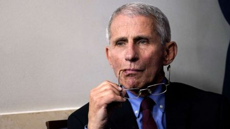 Dr. Fauci Says Vaccine Skeptics Pose a Serious Threat to Public Health