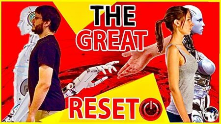HECK NO! What You're Not Being Told About The Great Reset!