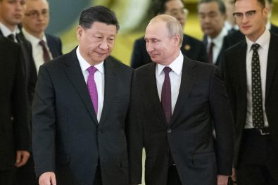 Silence From Russia and China on Recognizing Biden Win