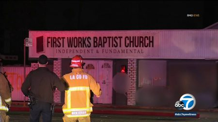 "Anti-LGBT Church in California Hit With ""IED Attack"""