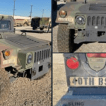 Armored Humvee Stolen From Military Base Ahead of Planned Armed Protests at State Capitols
