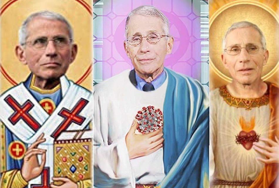 Saint Anthony Fauci: The Hidden History